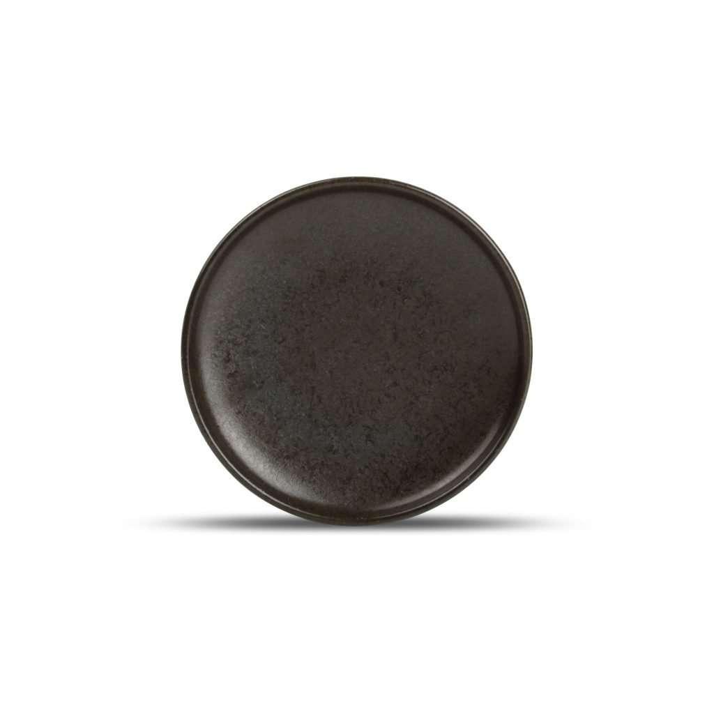 Trufo Nero-Side Plate-Micucci Tableware