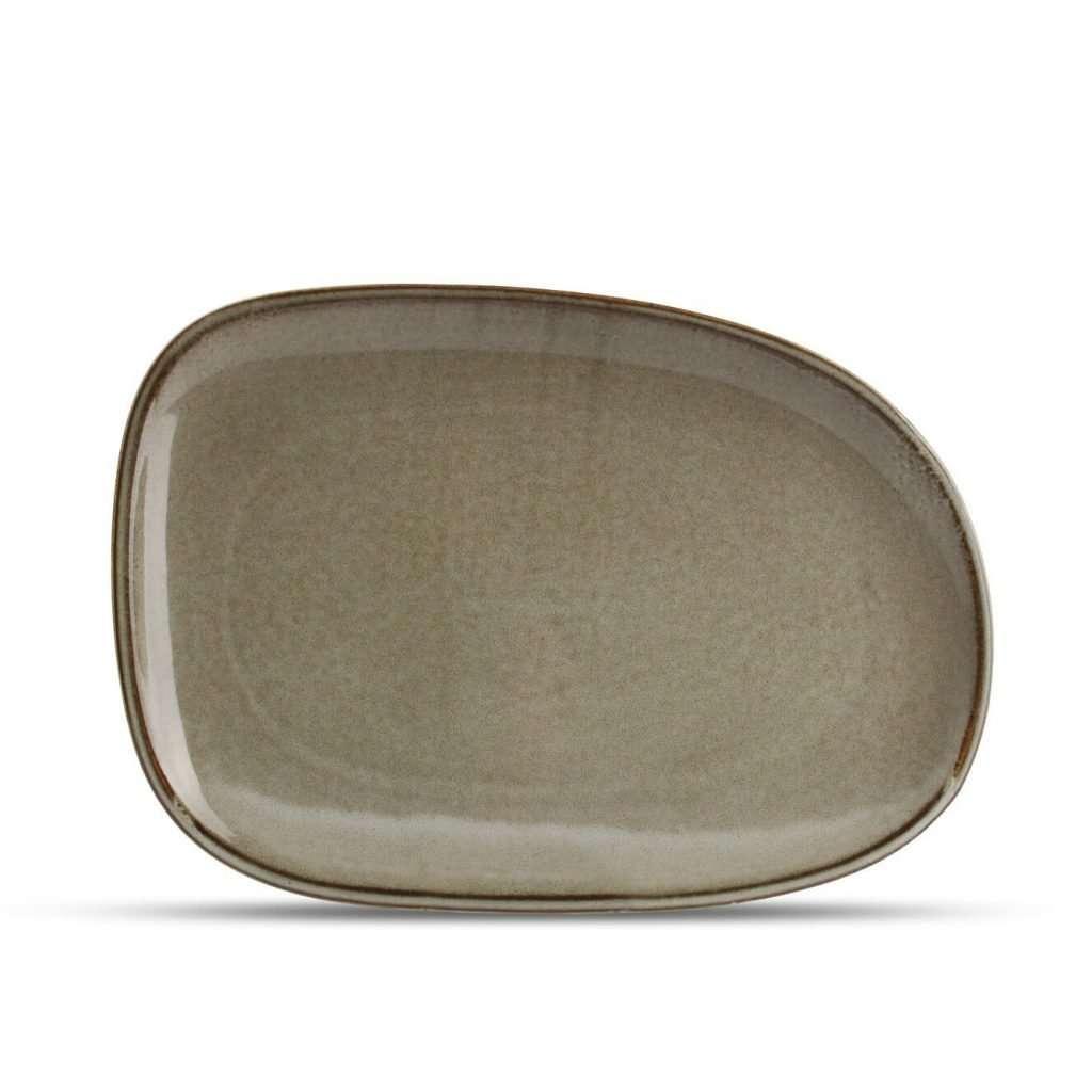 Trufo Stone-Serving Platter-Micucci Tableware