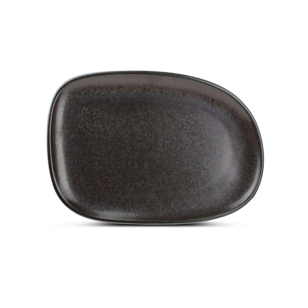 Trufo Nero-Serving Platter-Micucci Tableware