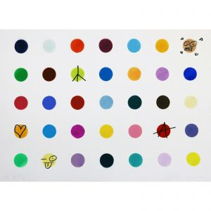 contemporary Art-Ziegler T-Damien Hirst-Art