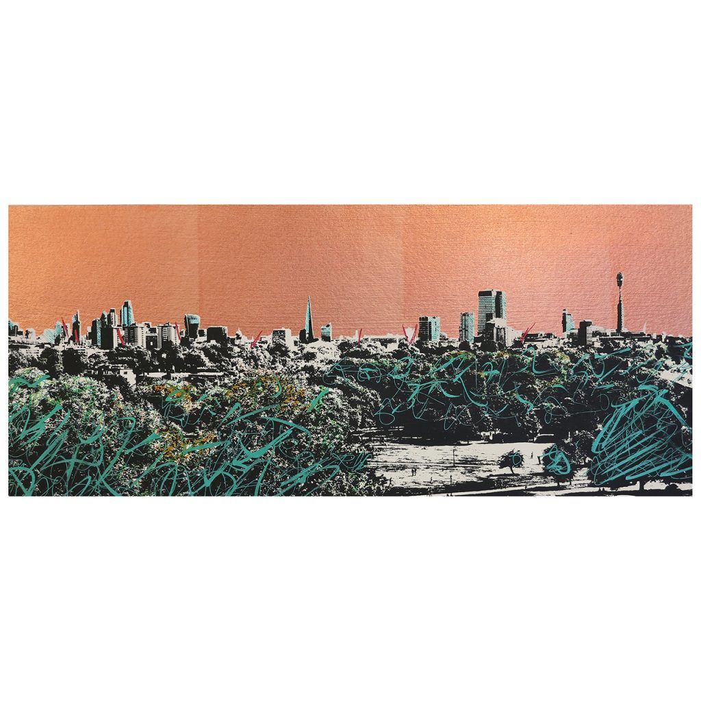 Jayson Lilley - A Little bit of Primrose Hill