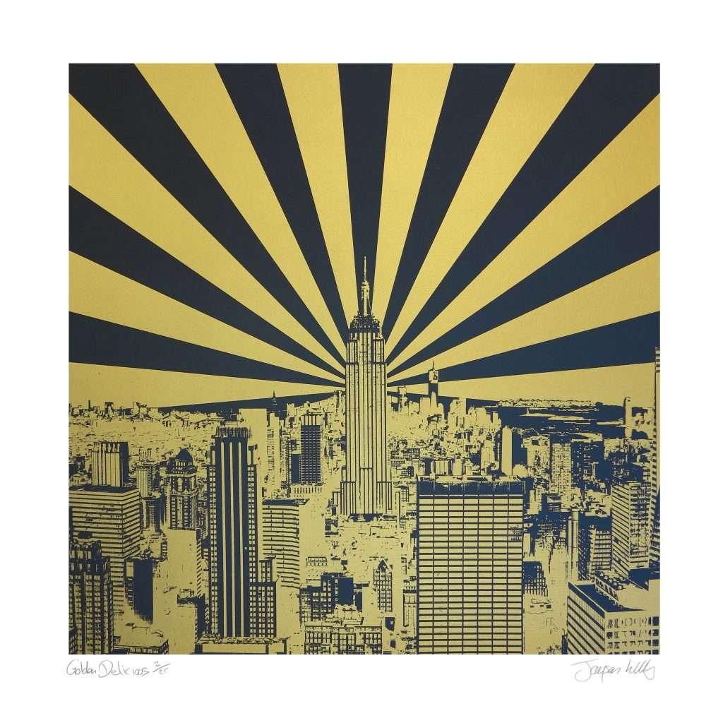 Jayson Lilley - Golden Delicious print