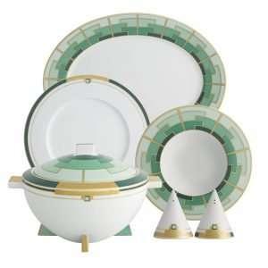 Emerald 68 pcs Dinner Set