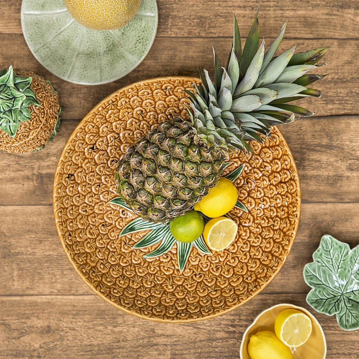 Pineapple in Situ